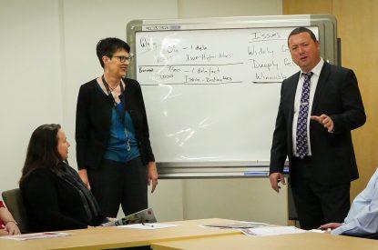 CPSU NSW/PSA training in Wagga Wagga