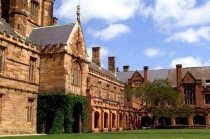 University of Sydney AGM bulletin