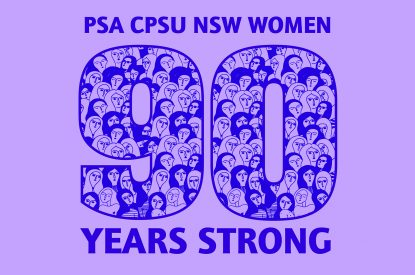 Reminder: IWD celebrations with your union