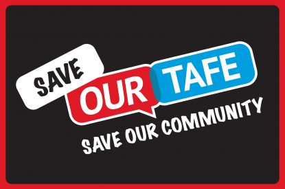 TAFE JOB CUTS: ABC Riverina with Sally Bryant and Troy Wright - 3 March 2021
