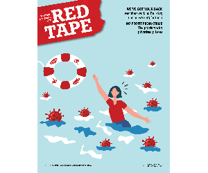 Red Tape - October to December 2021 Edition